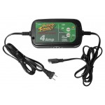 Battery Tender Selectable 6-Volt/12-Volt 4-Amp Power Tender Battery Charger