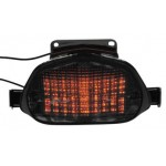 INTEGRATED TAIL LIGHT GSXR600/750 00-03 SMOKE