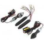 BikeMaster Micro Bright Turn Signals /Black