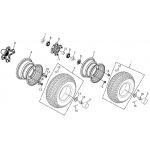 Wheel Front and Rear
