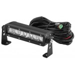 "QuadBoss Single Row LED 6.5"" Light Bars"