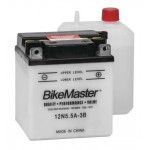 12N5.5A-3B BikeMaster Battery