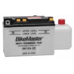 6N12A-2D BikeMaster Battery
