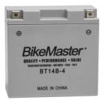 BT14B-4 BikeMaster Battery