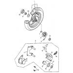 Rear Wheel (AL)