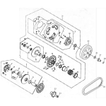 Driven Pulley