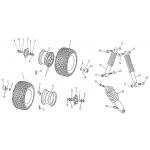 Front Wheel, Suspension