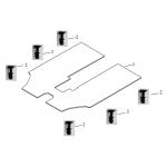 Floor Mat | Rivet