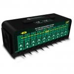 10-Bank, 12V/6V @ 4A Selectable Battery Charger