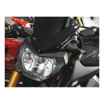 BikeMaster Snubnose Turn Signals With Resistors /Black