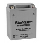 AGM Battery MS12-14L-A2 BikeMaster
