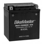 BIX30L-BS BikeMaster Battery