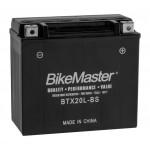 BTX20L-BS BikeMaster Battery