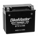 BTX5L-BS BikeMaster Battery