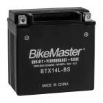BTX14L-BS BikeMaster Battery