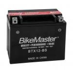 BTX12-BS BikeMaster Battery**