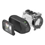 Ghost 4K Action Pack with LCD and Waterproof Case