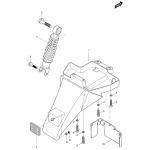 Rear Fender | Shock Absorber