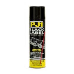 PJ1 HEAVY DUTY BLACK CHAIN LUBE NET WT 13 OZ
