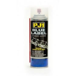 PJ1 BLUE LABEL CHAIN LUBE NET WT 5 OZ