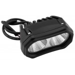 3 1/2 IN MINI 10W FLOOD LIGHT QuadBoss