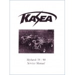 Kasea 50/90 service manual